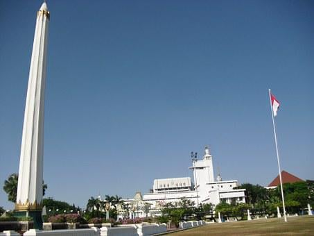 Tugu Pahlawan, Surabaya, Jawa Timur, Indonesia, Asian
