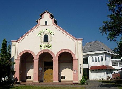 Gereja, Pasuruan, Jawa Timur, East Java, Java