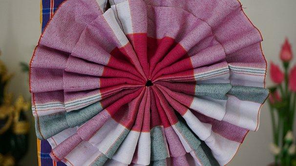 Khaoma Fabric, Thailand, Laos, Wear Fabrics