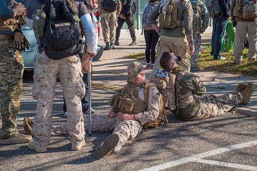 Ruck, March, Army, Marine, Navy, Airfare, Military