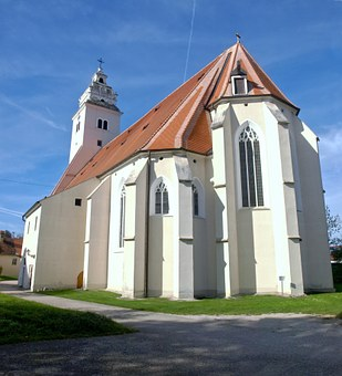 Hl Simon Und Judas, Kilb, Parish Church, Catholic