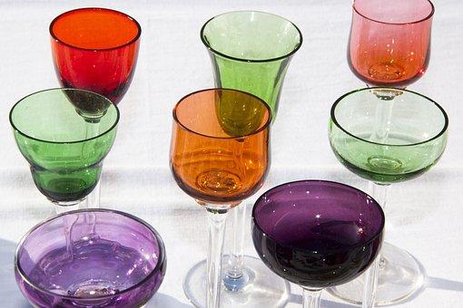 Flea Market, Shot Glass, Pinneken, Pinnchen