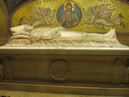 Johannes Paul 2, Pope, Vatican, St Peter's Basilica