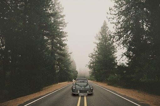 Legs, Window, Car, The Dirt Road, Relax, Women's