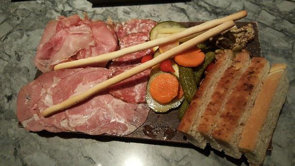 Food, Restaurant, Antipasti, Restaurant Food, Dining