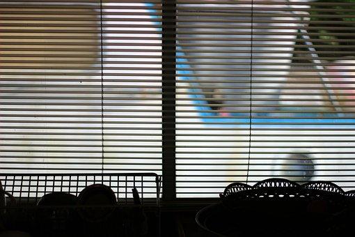 Blind, Shade, Window, Indoor, Texture, Pattern