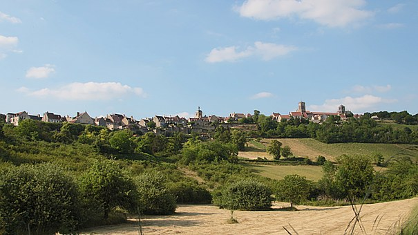 Vézelay, Yonne, City, Tourism, Tourist, Site, History