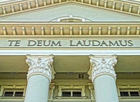 Te Deum Laudamus, St Peter's Basilica, Bydgoszcz