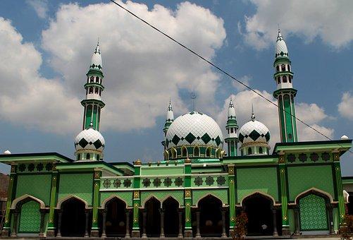 Masjid, Architecture, Mosque, Trenggalek, Jawa Timur