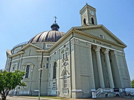 St Peter's Basilica, Vincent De Paul, Dome, Bydgoszcz