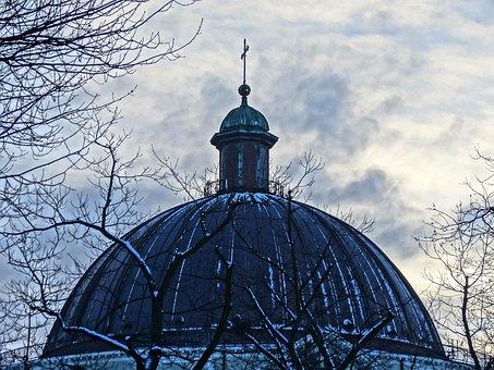 Dome, St Peter's Basilica, Vincent De Paul, Bydgoszcz
