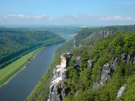 Elbe, Elbe Sandstone Mountains, Watchtower