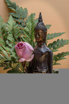 Statue, Buddah, Sculpture, Religion, Spirituality