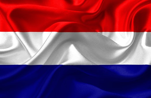 Holland, Flag, Netherlands, Nation, National, Country