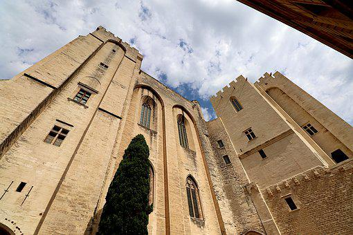 City ​​of The Popes, Avignon, Vaucluse, France