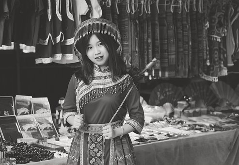 Costume, Women, Traditional Costume, Girl, Pretty Women
