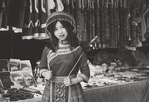 Costume, Women, Traditional Costume