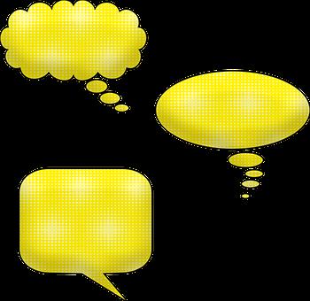 Speech Bubbles, Halftone, Oops, Frame, Pow, Super