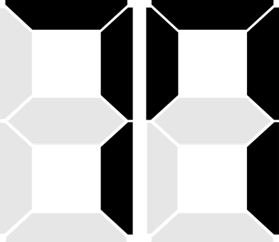 Digital, Display, Number, Seven, Segment