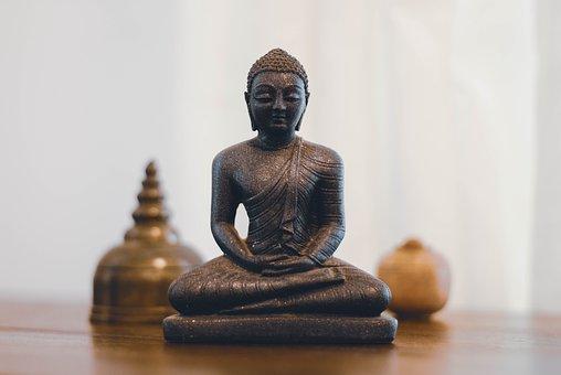 Statue, Buddha, Buddhism, Relics, Meditation, Religion