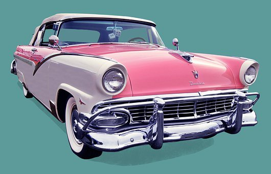Ford Fairlane, Auto, Automotive, Classic, Oldtimer