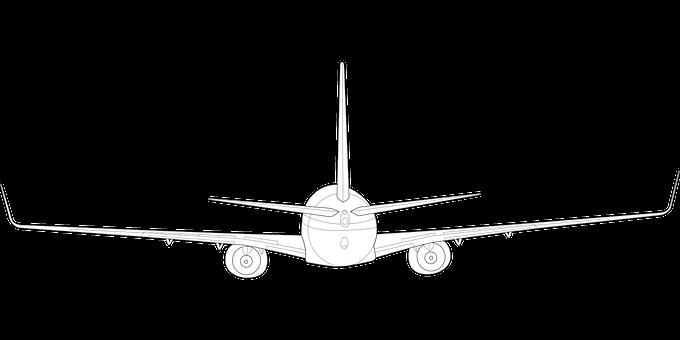 Boeing, Aircraft, Rear, Airplane, Plan