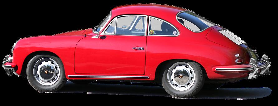 Porsche 356 B, Us Version, Vintage 1959-1963