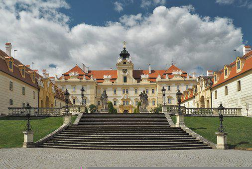 Castle, Valtice, Historical Building, Famous Place