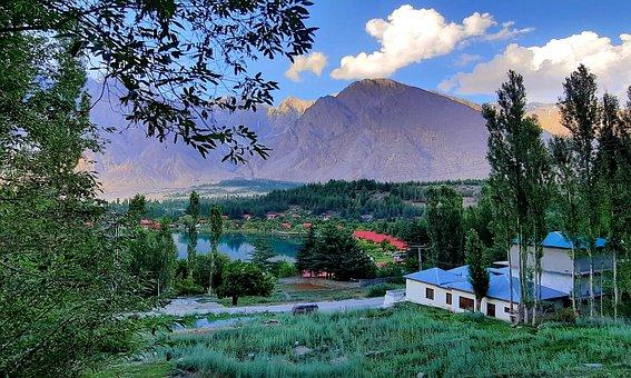 Shangrilla Resort, Baltistan, Skardu, Pakistan, Kachura