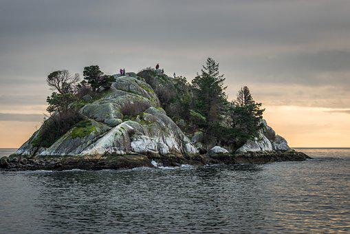 Whyte Islet, Whytecliff Park, Vancouver, West Vancouver