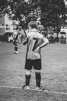 Boy, Soccer, Football, Ball, Sport, Player, Child