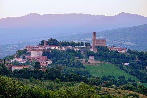 Poppi, Tuscany, Arezzo, Casentino, Nature, Holidays