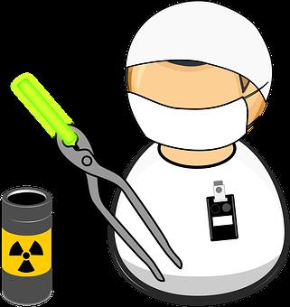 Radiation, Industry, Nuclear, Radioactive