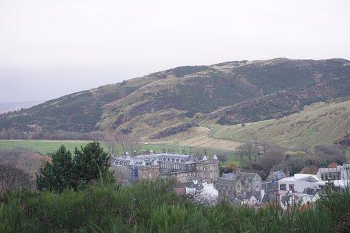Scotland, Hillside, Scottish, Landscape, Hill