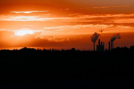 West, The Sun, Twilight, Landscape, Nature, Sky