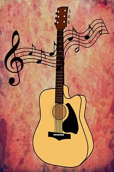 Guitar, Music, Instrument, Musical, Acoustic, Sound