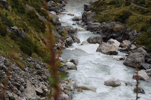 Water Flow, River, Stream, Nature, Scenic, Environment