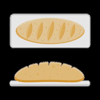 Pao, The Bakery, Bread, Food, Flour, Fresh, Wheat