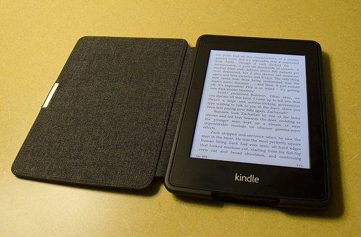 Kindle, Amazon, Ebook, Reader, E-book, E-reader, Tablet
