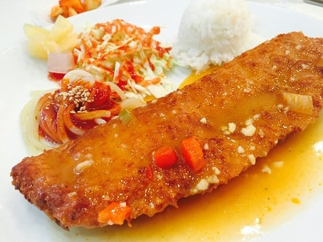Food, Cutlet, Republic Of Korea, Cheese Cutlet