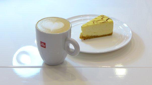 Coffee, Pastry, Dim Sum, Afternoon Tea, Cake