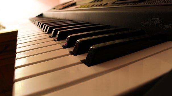 Piano, Music, Keys, Chord, Note, Sound, Dance