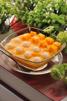 Domand Pellets, Dessert, Dim Sum, Refreshing, Gourmet