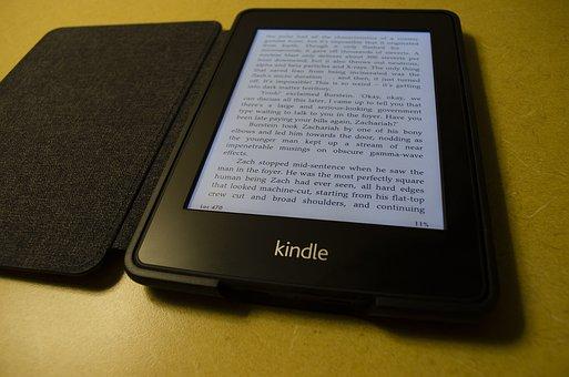 Kindle, E-reader, E-book, Amazon, Ebook, Reader