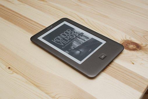 E-book, E-reader, Tolinos Shine, E-paper, Ebook, E-ink