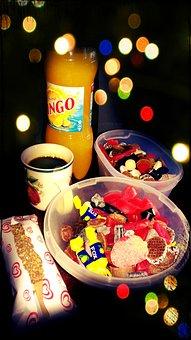 Food, Candy, Soda Pop, Soda, Icecream, Yammy, Sugar