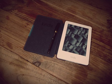 Kindle, Ebook Reader, Kindle Touch, Reader, Technology