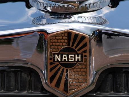 Nash, Logo, Car, Manufacturer, Emblem, Symbol, Design