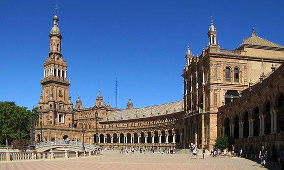 Sevilla, Children's Spanish, Maria Luisa Park