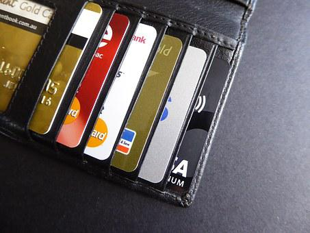 Credit Card, Card, Wallet, Money, Plastic, Banking